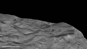 New Asteroid Close-Ups Show Giant Cliffs, Mountains and ...