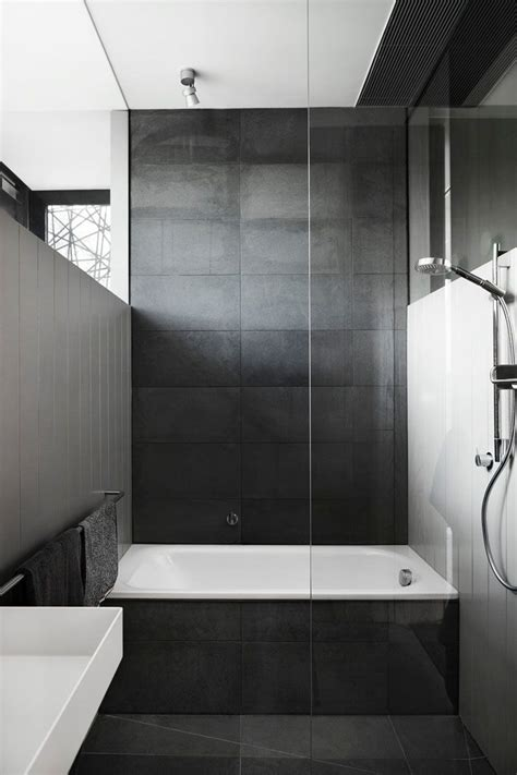 Small Bathroom Large Tiles by Bathroom Tile Idea Use Large Tiles On The Floor And