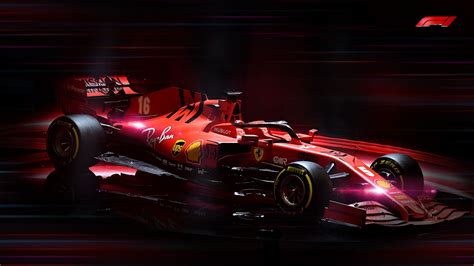 Ferrari announces the start of the le mans hypercar (lmh) programme that from 2023 will see the manufacturer enter the new top class of the fia world endurance championship. Ferrari 2020 SF1000 F1 Car Wallpaper