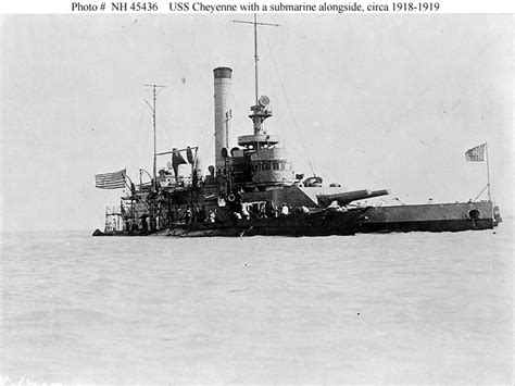 USS Wyoming Submarine