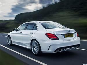 Fotos de Mercedes Clase C C220 Bluetec AMG Line W205 UK 2014 Foto 11