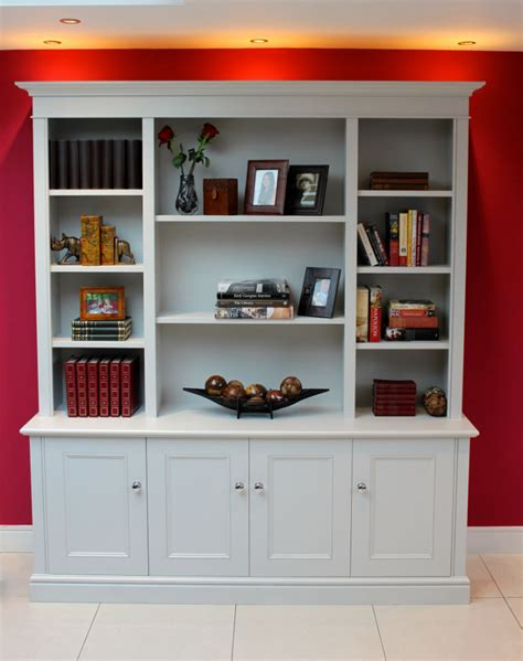 Freestanding Bookcase by The Bookcase Co Specialises In Bespoke Bookcases Alcove