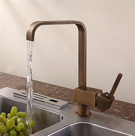 cuisine antique antique inspired solid brass kitchen faucet antique