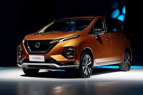 Nissan Livina Backgrounds by Nissan Unveils Xpander Based 2019 Livina Mpv Philippine