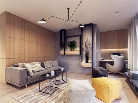 A 60s Inspired Apartment With A Creative Layout And Upbeat Vibe a 60s inspired apartment with a creative layout and upbeat