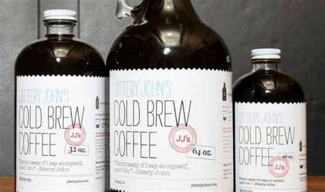 Cold brew coffee makers made entirely of stainless steel. Jittery John's cold-brew coffee lands in Berkeley — Berkeleyside
