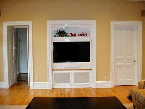 Hide Tv Cabinet Built In Corner Tv Cabinets   Feel The Home