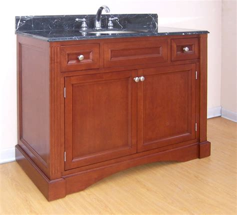 42 Inch Bathroom Vanity Top With Sink by 42 Inch Single Sink Bathroom Vanity With Choice Of Finish