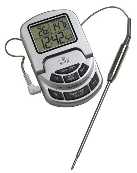 thermometre cuisine sonde les températures et durées idéales de la cuisson sous vide