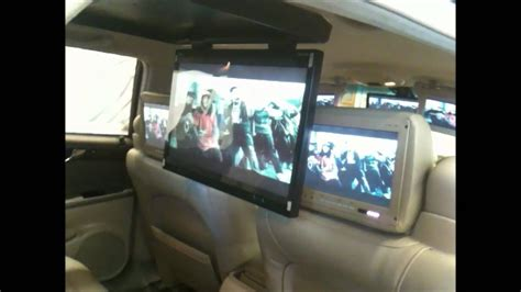 cadillac deville   flip  tv tview install total