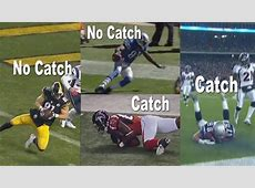 How to Fix the NFL Catch Rule YouTube