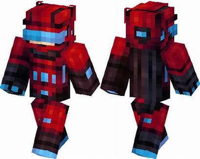 Skin Boy Robot Cyber Minecraft Police Skins