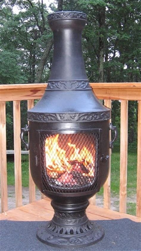 Fireplace Chiminea - 17 best images about the blue rooster venetian chiminea on