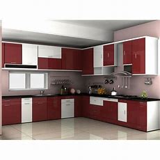 Frp Home Modular Kitchen, Rs 75000 Piece, The Beauty
