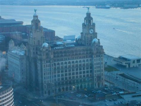 Evening View Of Liver Building From Panoramic 34