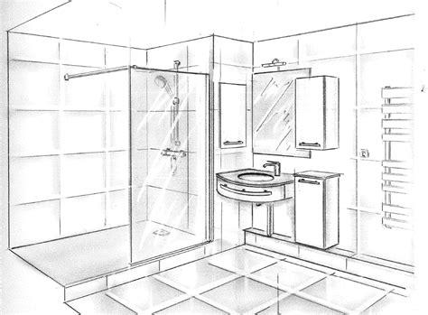 perspective salle de bain meubles sdb am 233 nagement de salle de bain dressing nazaire la baule gu 233 rande