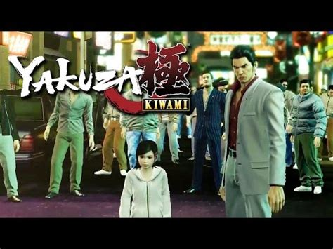 yakuza kiwami official english release date trailer