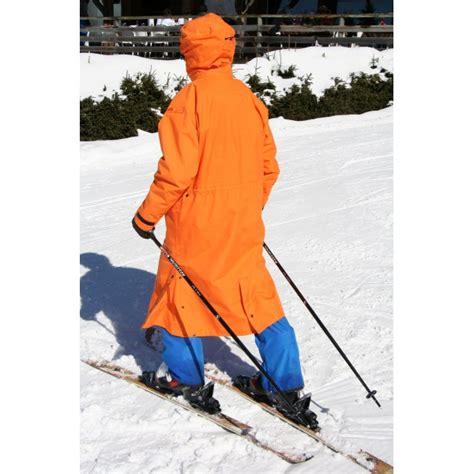 vestes de cuisine manteau de pluie pour le ski esf de la marque cotten
