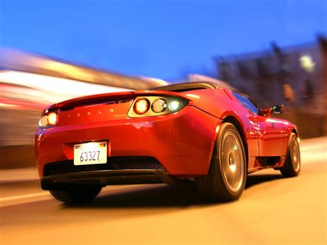 TESLA MOTORS Roadster - 2009, 2010, 2011, 2012 - autoevolution