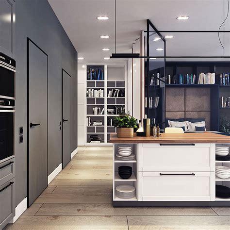 Appartamento 50 Mq by Come Arredare Una Casa Di 50 Mq Ecco 5 Progetti Di Design