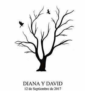 Dessin Couple Mariage Noir Et Blanc : l arbre empreinte mariage un souvenir valeur ~ Melissatoandfro.com Idées de Décoration