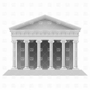Parthenon - ancient greek temple with columns, 6992 ...