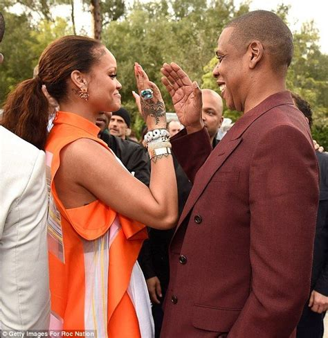 Jay Z parties at Roc Nation Pre-Grammy brunch without ...