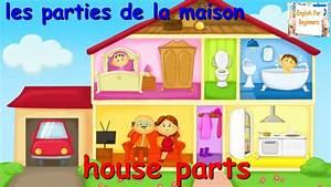 Piece De La Maison En Anglais : apprendre l 39 anglais les parties de la maison en anglais youtube ~ Preciouscoupons.com Idées de Décoration