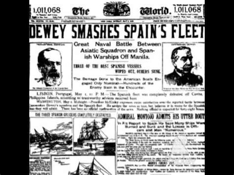 Sinking Of The Uss Maine Yellow Journalism by Yellow Journalism The Uss Maine