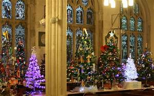 Christmas Tree Festival - Diocese of Exeter