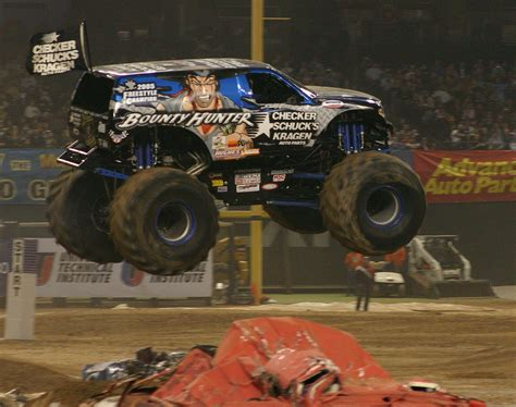 how long is monster truck jam 2xtreme racing wikipedia