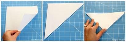 3d Snowflake Paper Step Tutorial Snowflakes Cut