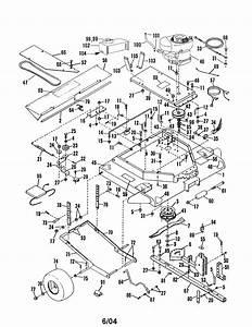 486 243292 Craftsman 42 In  Universal Tow Behind Power Mower