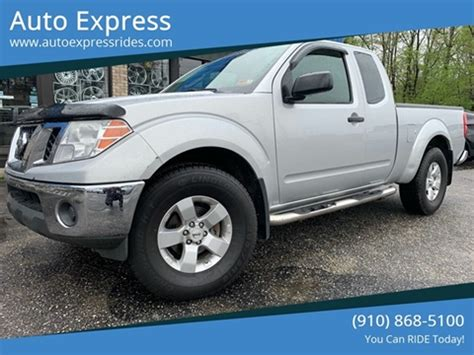 Nissan Frontier For Sale Nc by Used 2010 Nissan Frontier For Sale In Carolina