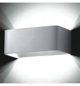Applique Murale Escalier Design by Applique Murale Led Design Rectangle Quadra 20cm 6w