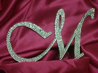 monogram cake toppers designs   personality