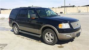 2003 Ford Expedition 4x4  5 4l Triton  Eddie Bauer  New Tires