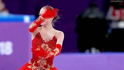 Zagitova Olympics Skating Fantastic Figure Alina Finale