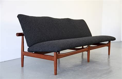 Finn Juhl Sofa by Finn Juhl Japan Sofa Model 137 Adore Modern