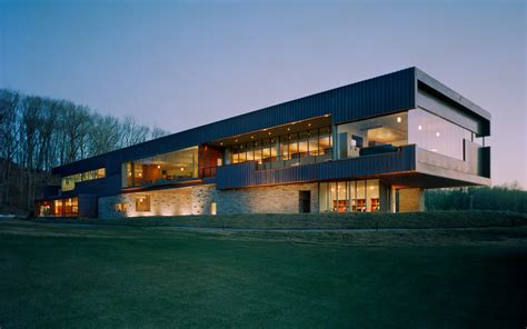 Marlon Blackwell Architects » Blessings Golf Course