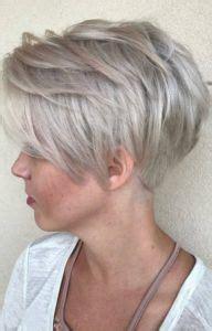 Frisuren Graue Haare