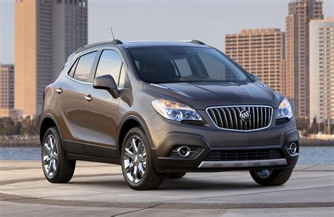 2013 Buick Encore Reviews by 2013 Buick Encore Review Ratings Specs Prices And