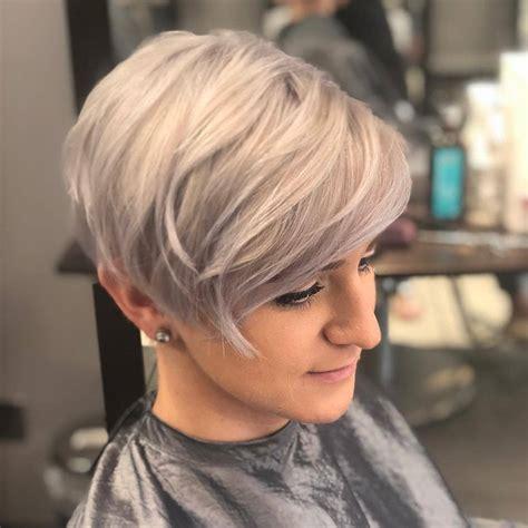 stylish pixie hair cut ideas  women short hairdo