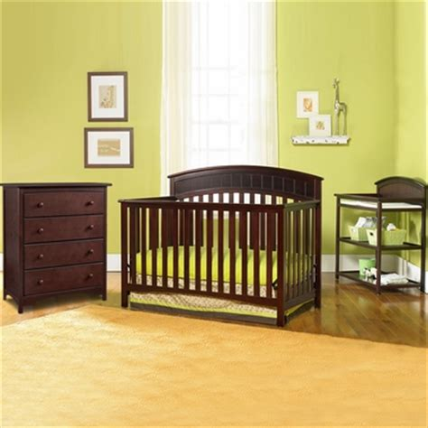 changing table and dresser set graco cribs 3 piece nursery set charleston convertible