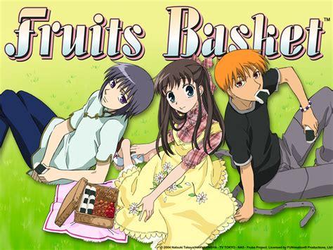 Anime Fruit Basket Episode 1 Otaku Anime Japan Fan Fruit Basket