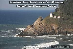Heceta Head Lighthouse, Oregon Coast Photo 5D0IMG65970