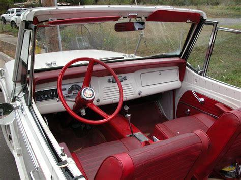 jeep jeepster interior jeepster commando convertible interior