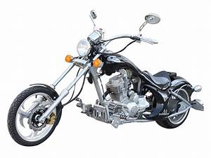 Stb006 250cc Chopper With Semi