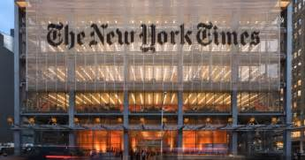 new york times q3 earnings fall on sluggish ad sales restructuring