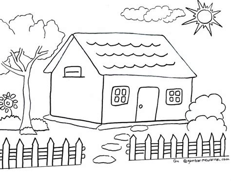 Coloring Rumah by 8 Best 6 Upin Ipin Coloring Pages Images On
